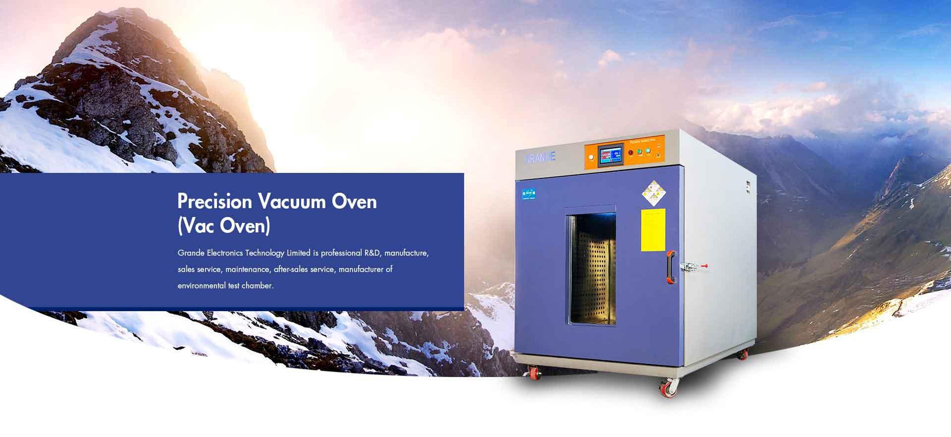 Precision Hot Air Oven