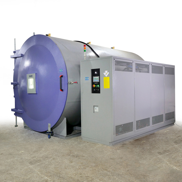 Altitude Test Chamber