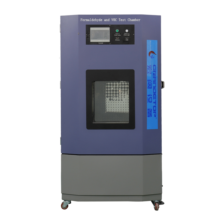 Full Scale VOC Emission Test Chamber