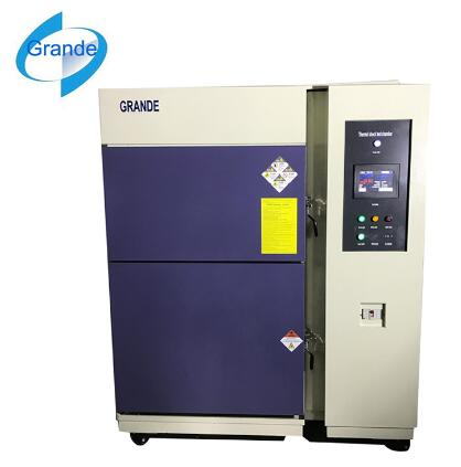 We supply high quality thermal shock test chamber