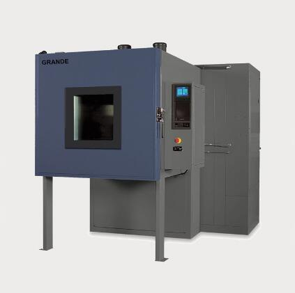 Combined environments and use with temp humidity and vibration test chamber