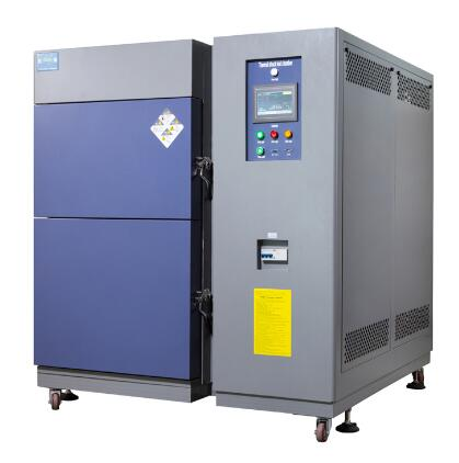 What's the working principle of thermal shock test chamber?