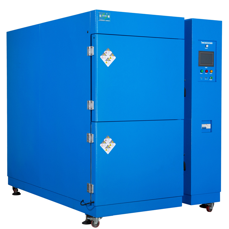 Three Zone Thermal Shock Test Chamber