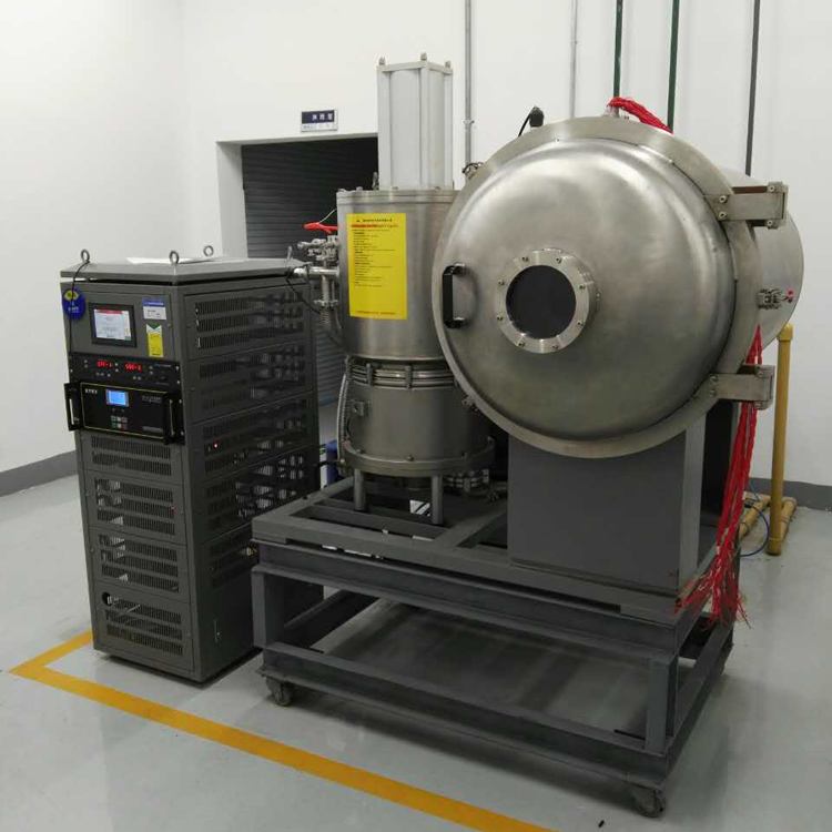 Thermal Vacuum Chamber to Russia