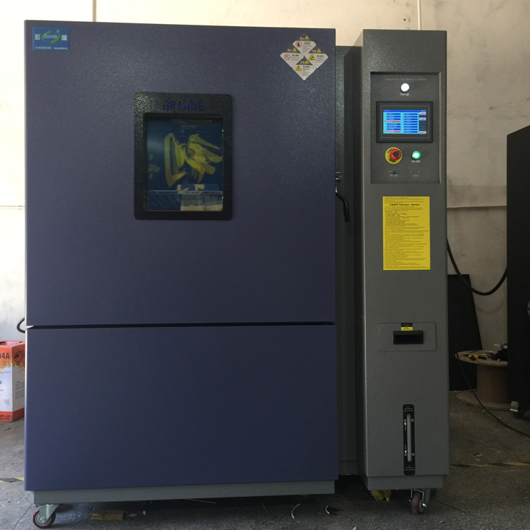 CE Temperature Humidity Test Chamber Export to Hungary