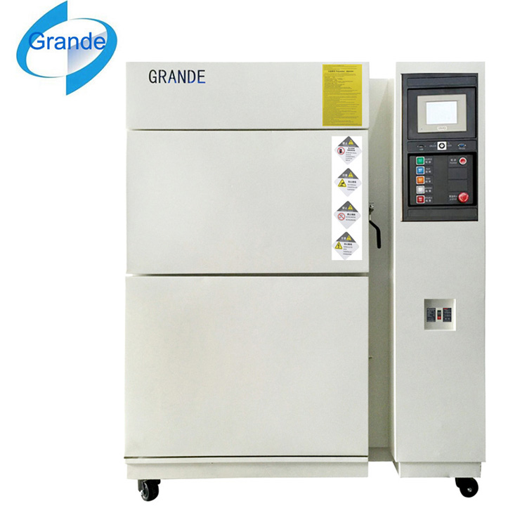 Grande test chamber at Booth No:5C-D27 HKTDC