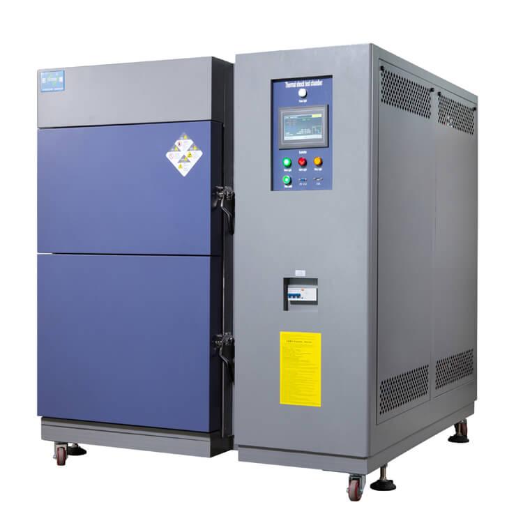 Three Zone Thermal Shock Test Chamber