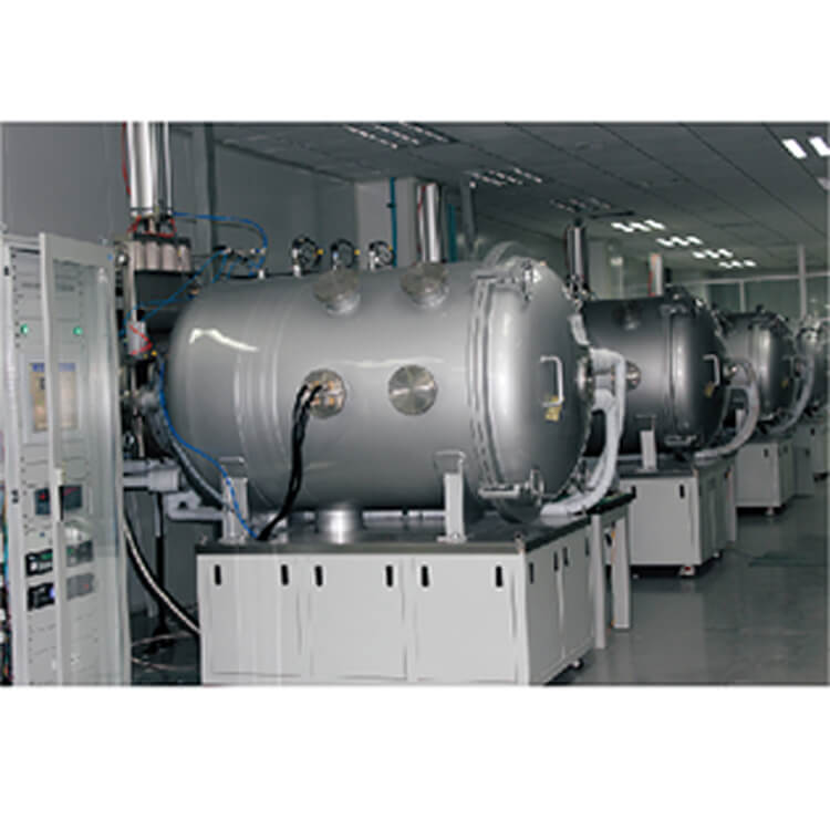 Large Walk-in Vacuum Plant and System