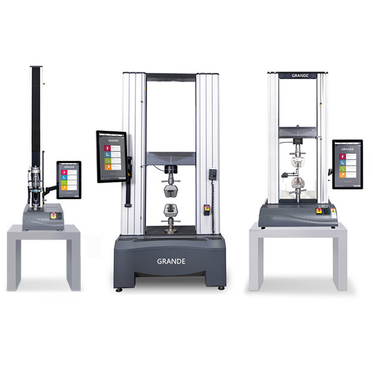 G100 Series Universal Testing Systems for Tension, Compression, Flexure, Peel Testing