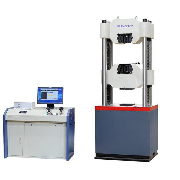 Computer Control Electro-hydraulic Universal Testing Machine