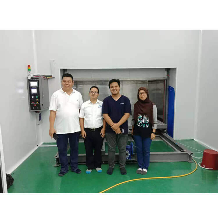 Grande Technical Team offering Installation and Training Malaysia