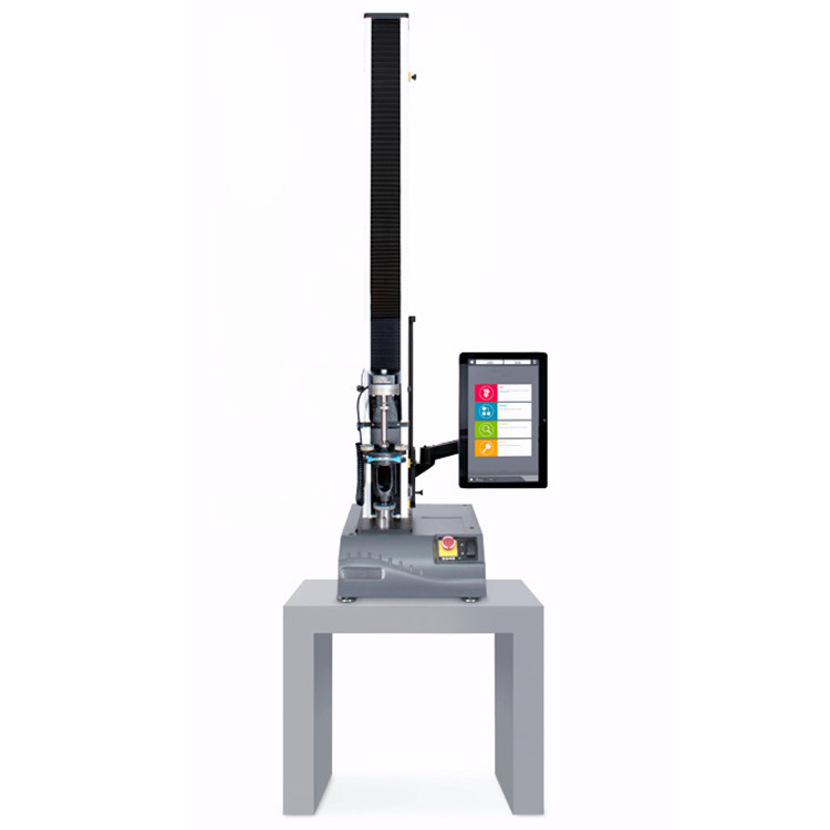 G160 Series Universal Testing Systems up to 50 kN (11,250 lbf) Force Capacity