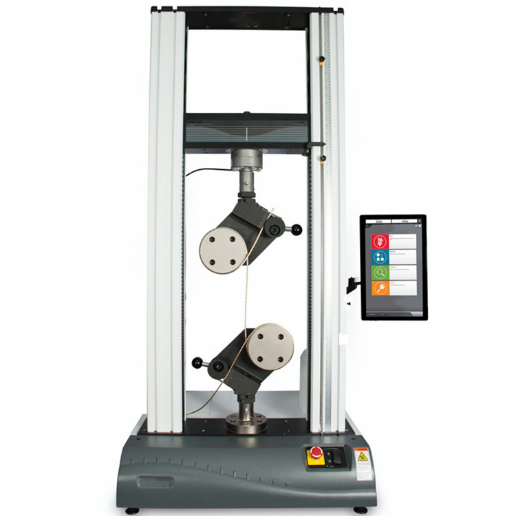 G750 Series Universal Testing Systems up to 2 kN (450 lbf) Force Capacity