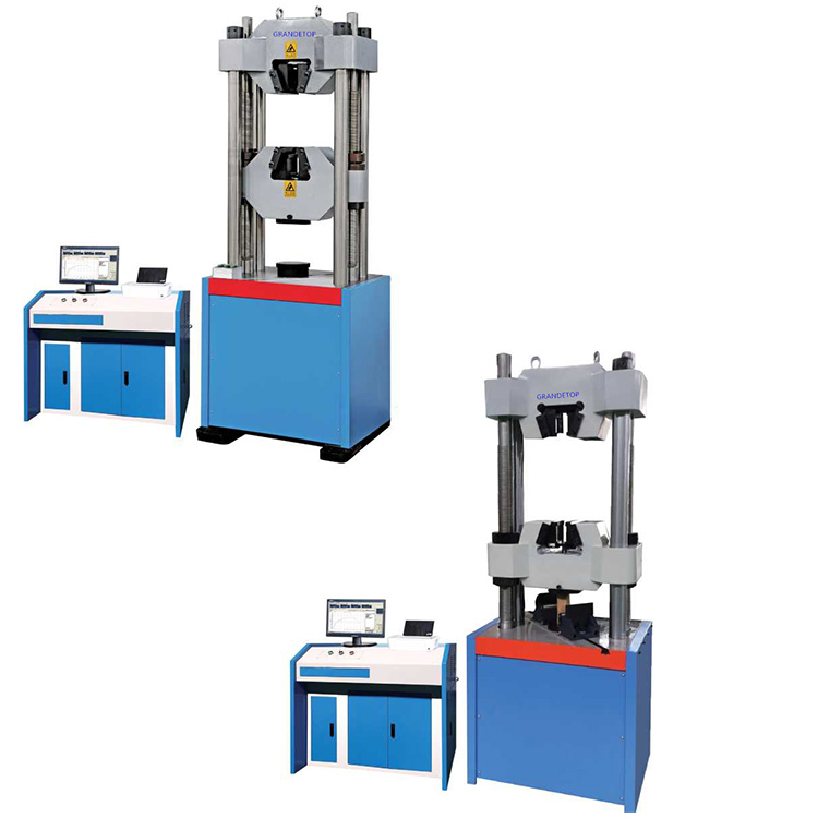 Static Hydraulic Industrial Series GHDX Models Universal Test Machine