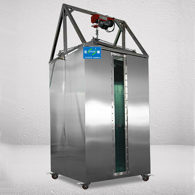 IPX7 Water Soaking Test Chamber